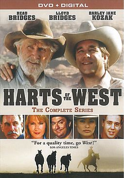 HARTS OF THE WEST:COMPLETE SERIES