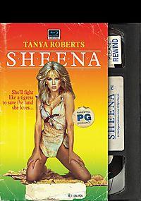 SHEENA:RETRO VHS