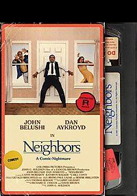 NEIGHBORS:RETRO VHS