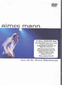 Aimee Mann - Live at the St. Ann's Warehouse