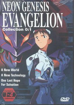 Neon Genesis Evangelion - Collection 1: Episodes 1-4