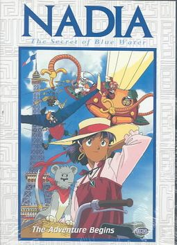 NADIA:SECRET OF THE BLUE WATER