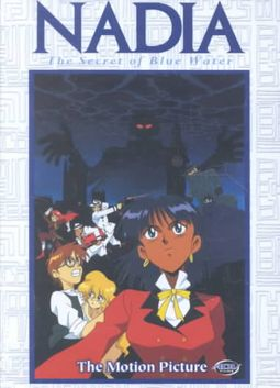 Nadia: Secret of the Blue Water - The Motion Picture