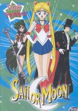Sailor Moon DVD Vol. 13: Time Travelers