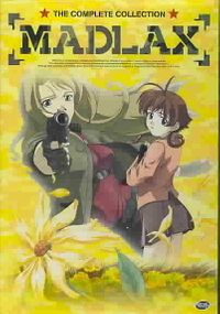 Madlax - The Complete Collection