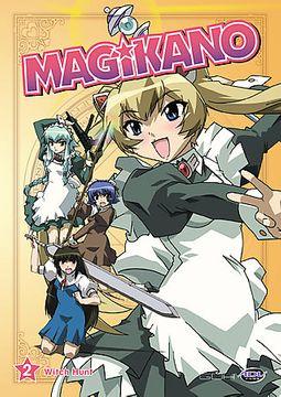 Magikano - Vol. 2: Witch Hunt