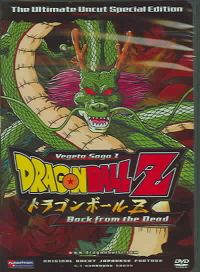 Dragon Ball Z - Back From the Dead