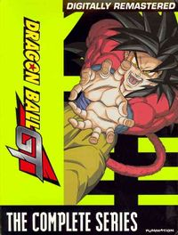 DragonBall GT: The Complete Series