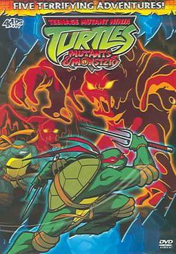 Teenage Mutant Ninja Turtles - Season 3 - Vol. 5: Mutants and Monsters