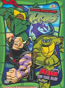Teenage Mutant Ninja Turtles - Season 3 - Vol. 7: Hun on the Run
