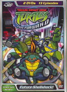 Teenage Mutant Ninja Turtles: Fast Forward - Vol. 1: Future Shellshock!