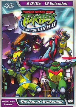 Teenage Mutant Ninja Turtles: Fast Forward - Vol. 2
