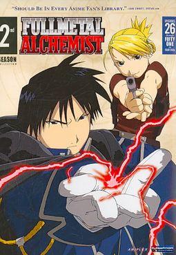 Fullmetal Alchemist - The Complete Second  Season