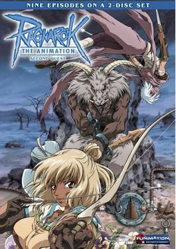 Ragnarok the Animation - Second Quest