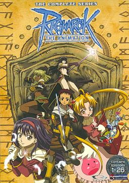 Ragnarok the Animation - The Complete Series