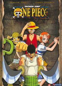 One Piece - Season 1- Vol. 1: First Voyage