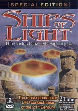 Ships of Light - The Carlos Diaz Experience - 2 Volume Set