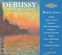 Debussy: Complete Piano Music