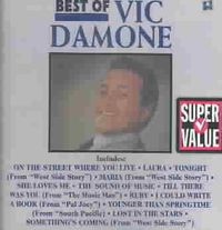 The Best of Vic Damone [Curb]