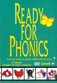 Ready for Phonics: Level 2