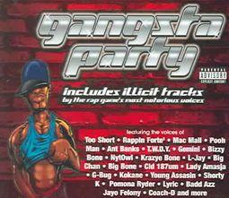Gangsta Party [Box Set] [Thump] [Box] [PA]