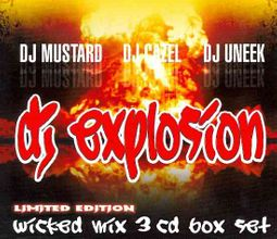 DJ Explosion Box Set [Box] [PA]