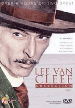Lee Van Cleef Collection Vol 1