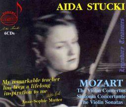 Mozart: The Violin Concertos; Sinfonia Concertante; Violin Sonatas