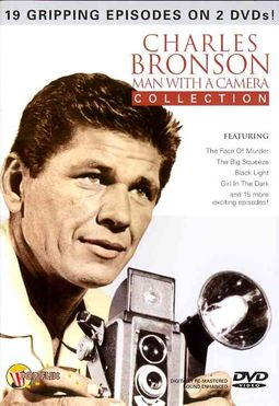 Charles Bronson: Man with a Camera Collection