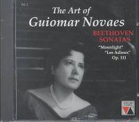 The Art of Guiomar Novaes Beethoven Sonatas