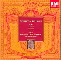 Gilbert & Sullivan Operettas [Box Set]