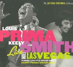 Live from Las Vegas [Digipak]
