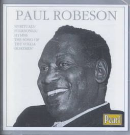 Paul Robeson Sings Spirituals, Folksongs and Hymns