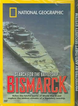 National Geographic - Search for Battleship Bismarck