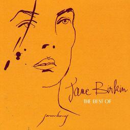 BEST OF JANE BIRKIN