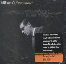 Bill Evans's Finest Hour