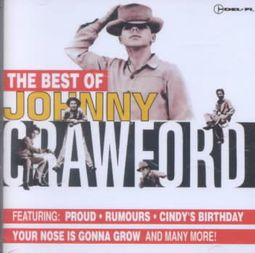 The Best of Johnny Crawford [Del-Fi]
