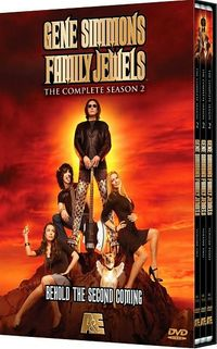 Gene Simmons Family Jewels - The Complete Season 2