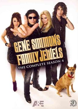 Gene Simmons Family Jewels: The Complete Season 4