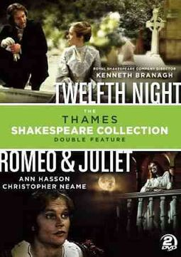 Thames Shakespeare Collection: Twelfth Night/Romeo & Juliet