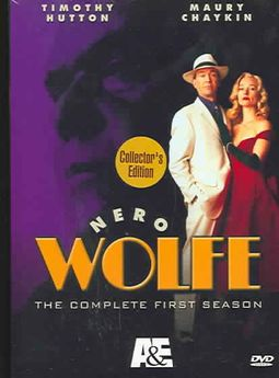 Nero Wolfe - The Complete First Season