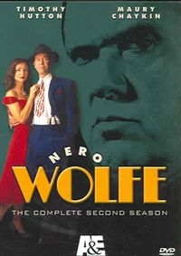 Nero Wolfe - The Complete Second Season