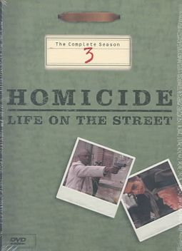 Homicide: Life on the Street - The Complete Season 3