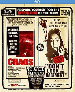CHAOS/DON'T LOOK IN THE BASEMENT