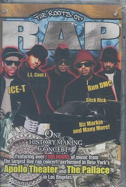 Rap Mania: The Roots of Rap [Video/DVD]