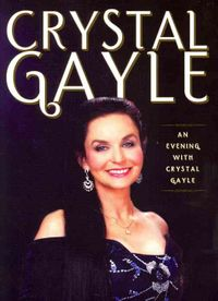 An Evening with Crystal Gayle