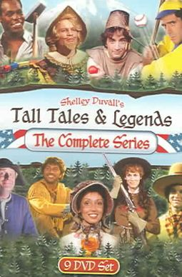 Complete Tall Tales & Legends