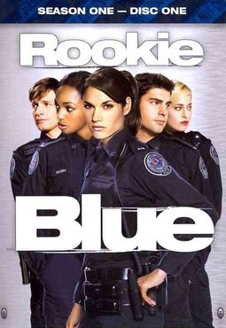 Rookie Blue: The Complete First Season