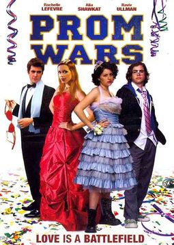 HOW TO MAKE LOVE TO A WOMAN/PROM WARS