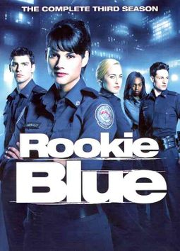 Rookie Blue: The Complete Third Season
